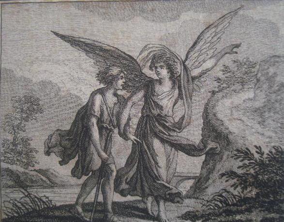 angel de la historia