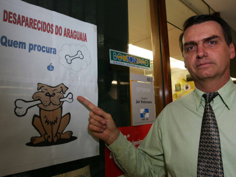Bolsonaro en estado puro