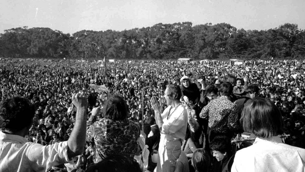 Los cambios de los años '60 hacen reaccionar a la parte de la sociedad que se encontraba cómoda en situación anterior
