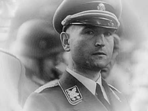 El doctor Werner Best, uno de los protagonistas del libro