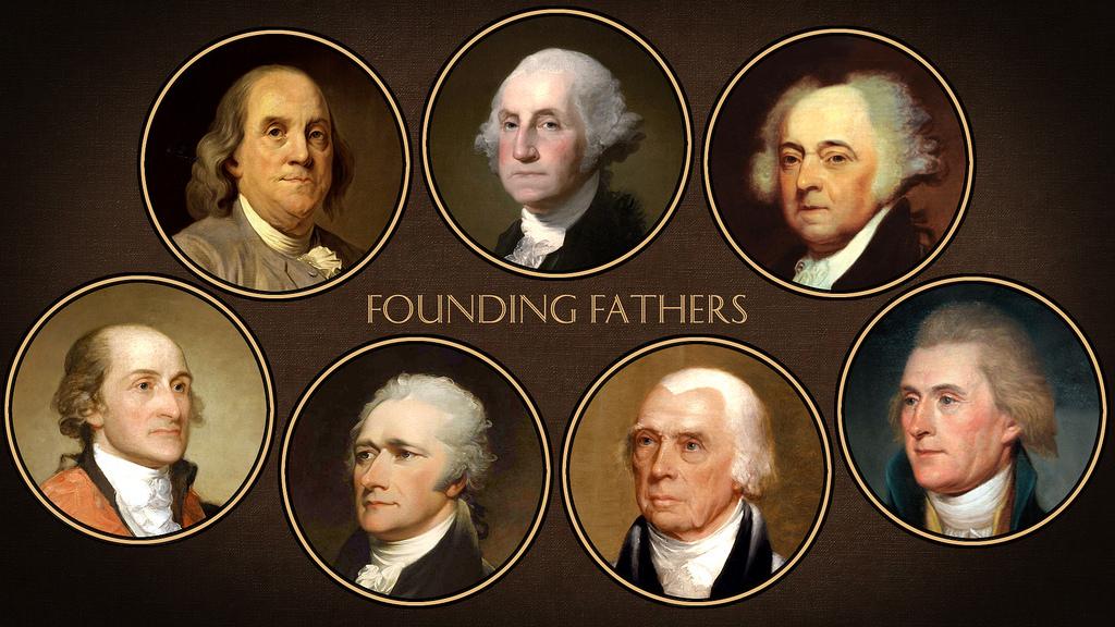 """""""Padres fundadores"""" de los Estados Unidos de América"""