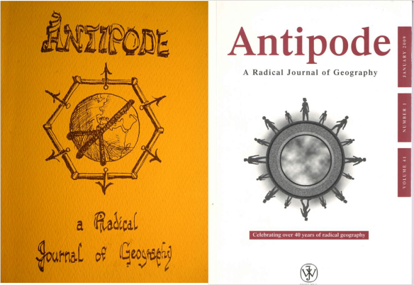 antipode covers