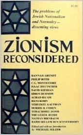 arendt zionism