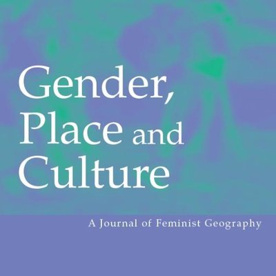gender, place and culture
