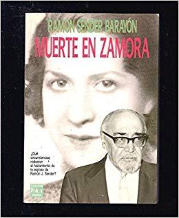 Muerte en Zamora Plaza & Janés