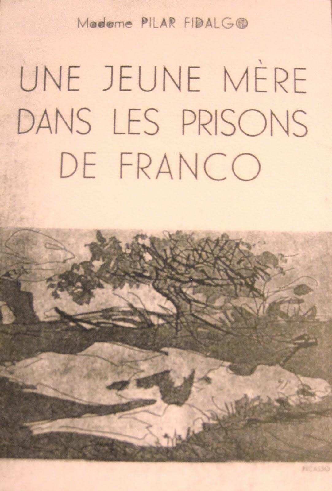 Une jeune mere dans les prisons de Franco cubierta