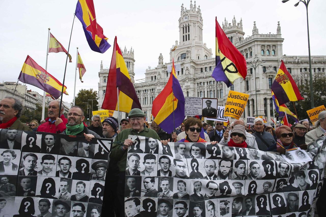 impunidadfranquista fotos varios
