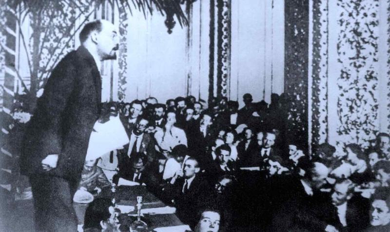 iii congreso de la IC Lenin