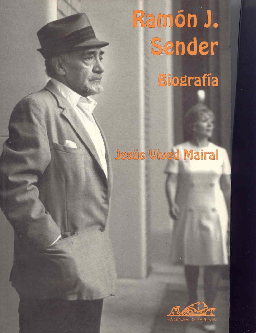 Biografía de Sender por Vived