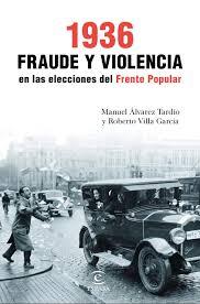 Libro Fraude y Violencia