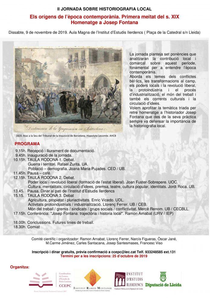 Historiografia local Lleida