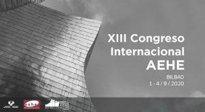 Nueva Fecha - XIII Congreso Internacional AEHE- Ciencia, tecnología, innovación y desarrollo económico en perspectiva histórica @ Bizkaia Aretoa - Bilbao