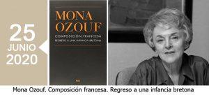 «Hablemos de Historia» programa de VOX UJI Radio. Entrevista a Mona Ozouf, del CNRS/EHESS @ VOX UJI Radio